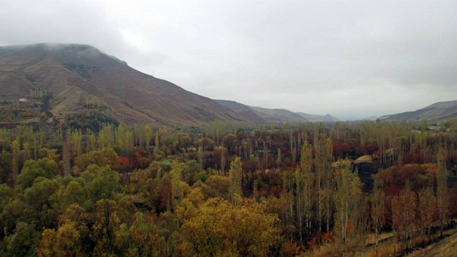 پاییز در طالقان