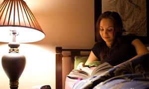 عادات افراد موفق قبل از خواب