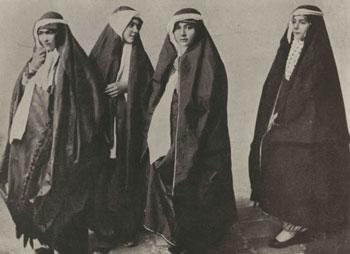 تعزیه زنان قاجار