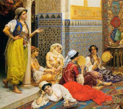 حرمسرای قاجار