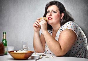 زن چاق