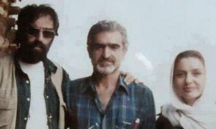 عکسی از گوگوش و مسعود کیمیایی در سالهای سکونت در ایران