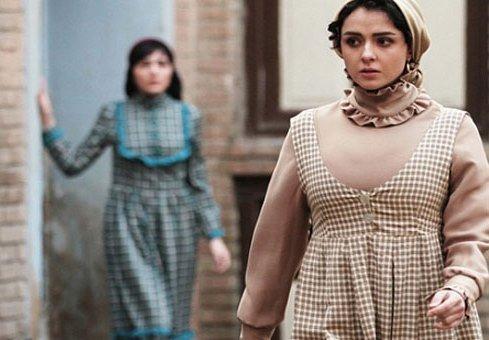 پنج عکس تازه از حضور ترانه علیدوستی در سریال شهرزاد