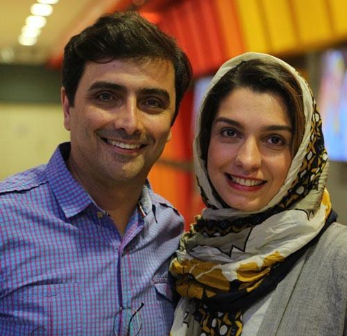 عکسهای الیکا عبدالرزاقی و همسرش امین زندگانی