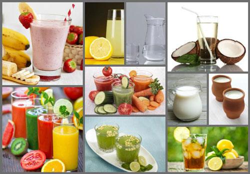 نوشیدنیهای سالم