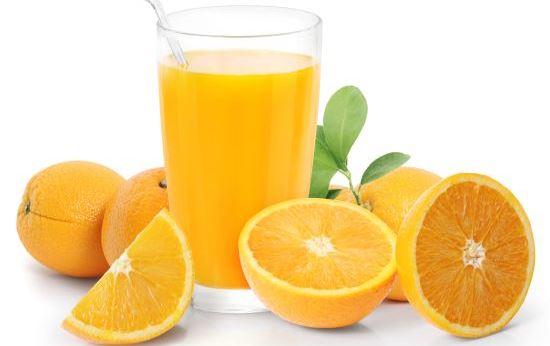 شربت پرتغال خانگی