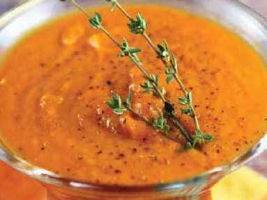 سوپ پرتغال