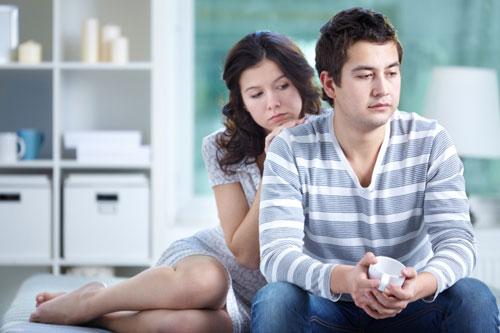 استرس در رابطه زناشویی