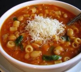 خوراک لوبیا چیتی