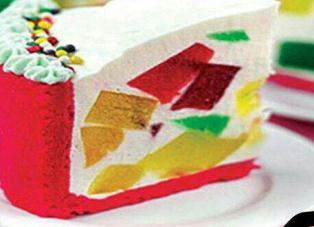 کیک جواهرات