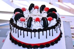 کیک یخچالی آسان