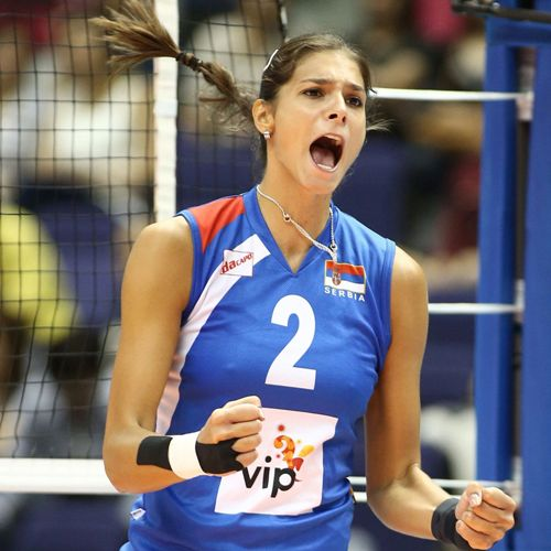 زیباترین والیبالیست زن جهان