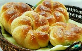 نان شیرمال ترکی