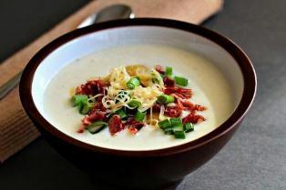 سوپ پنیر