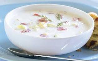 سوپ سرد عدس