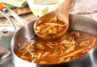 سوپ اسپاگتی