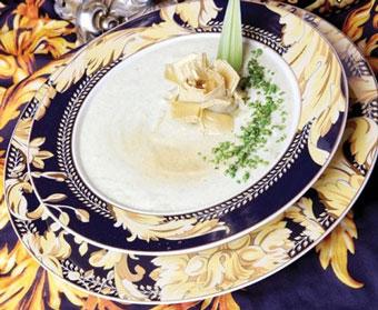 سوپ آرتیشو