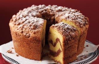 کیک دارچینی