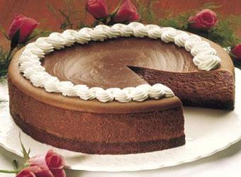 ترافل کیک پنیر