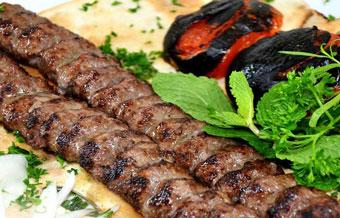 کباب کوبیده سنتی