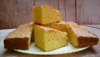 کیک زعفرانی