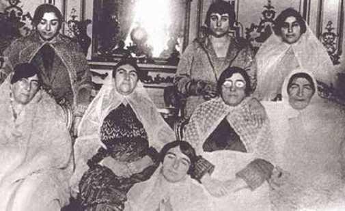 حرمسرای ناصرالدین شاه قاجار