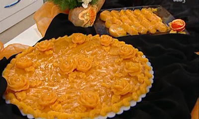 حلوای پرتقالی
