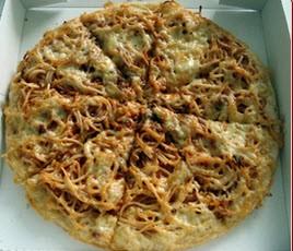 پیتزا ماکارونی