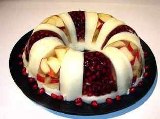 ژله هفت میوه