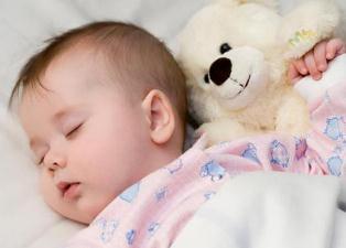 لیست رایج ترین نشانه های خواب کودک