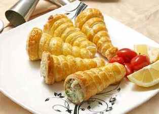 ساندویج قیفی