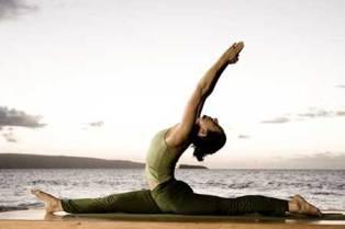 درمان بیماریها به کمک ورزش یوگا
