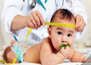رشد قد و وزن گرفتن نوزاد
