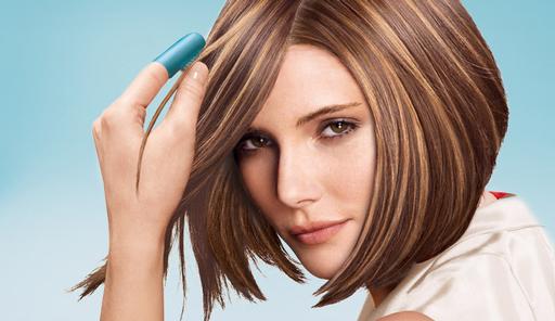 چگونه موهای خود را هایلایت کنید؟