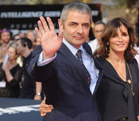 مستربین و همسرش سونترا