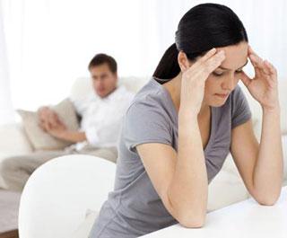 چطور نگرانی به رابطه همسران آسیب میزند