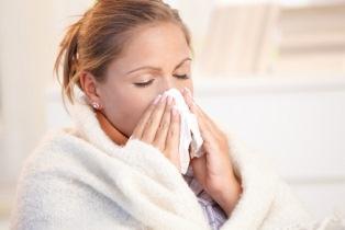 مقابله با سرما خوردگی