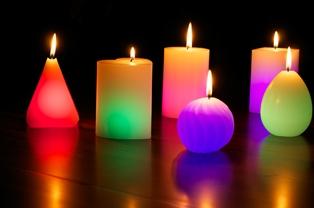 موم شمع