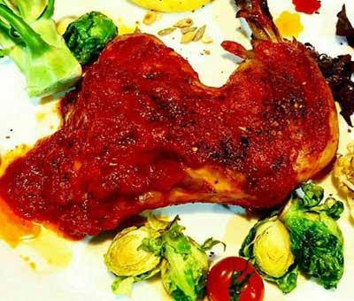 مرغ پنجابی
