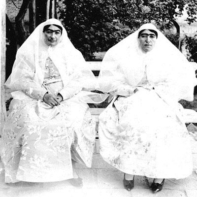 بالرینهای قاجار