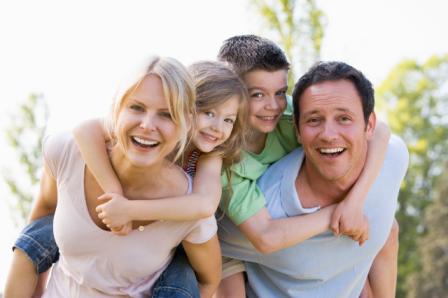 تاثیر محبت والدین در رشد و پرورش کودک