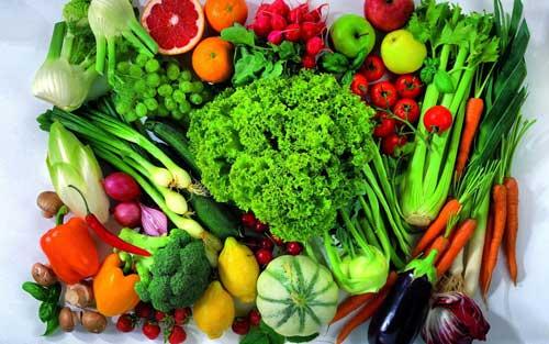 ترفندهایی برای تازه ماندن میوه ها و سبزیجات