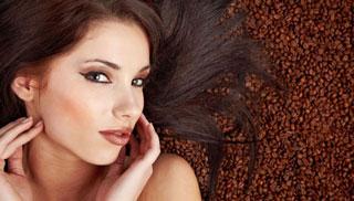تاثیر قهوه در رنگ مو