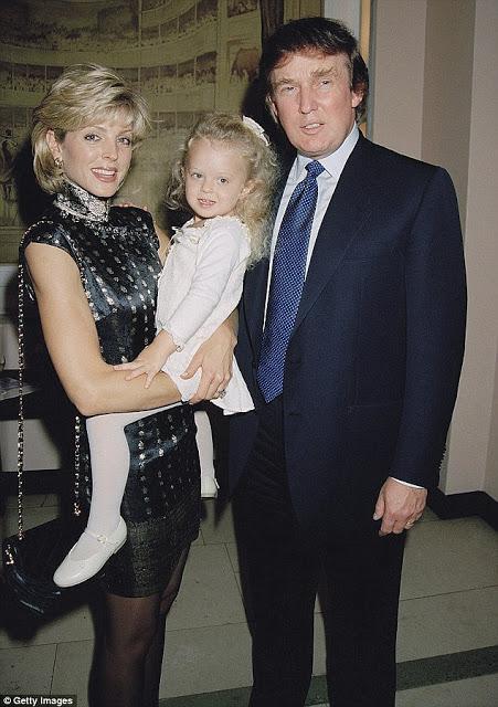 مارلا همسر دوم دونالد ترامپ