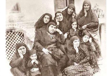 دختران شاه ناصری