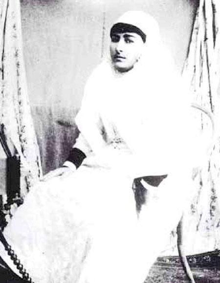 مادر ناصرالدین شاه