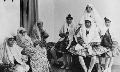 زنان روزگار قاجار به روایت زنان فرنگی